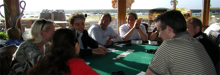 Poker Workshop in Scheveningen